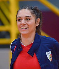 Giorgia Morri in forza al Volley Team Orvieto