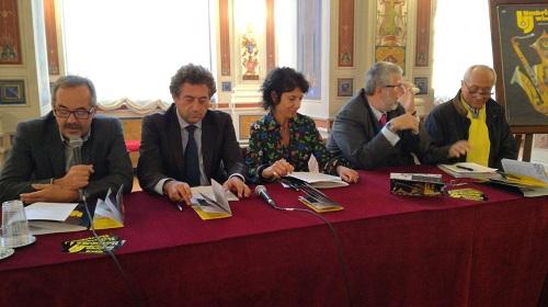 Nozze d'argento per UJW con un cartellone di star e un po' di Orvieto con Filippo Bianchini