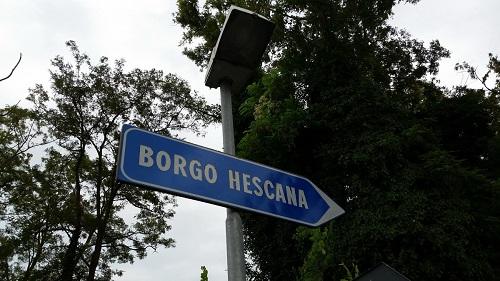 Borgo Hescana allarme furti, due nel giorno dell'Epifania