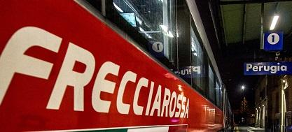 Treno Freccia solo per Perugia e il resto dell'Umbria quando?