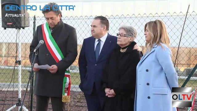 """Intitolazione piazza e auditorium Vetrya corpo B a Eugenio Fumi. Tomassini: """"persona straordinaria"""""""
