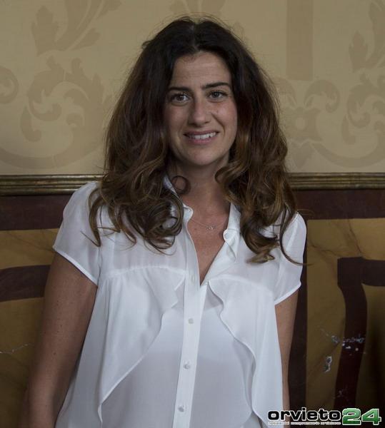 Maria Flavia Timperi - segretario PD di Orvieto