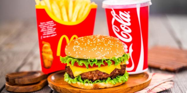 Il McDonald's e la trappola identitaria